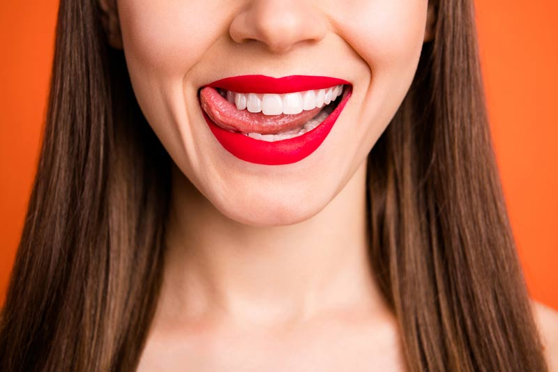 Types of women's lips and tricks to make them up and get the most out of each one