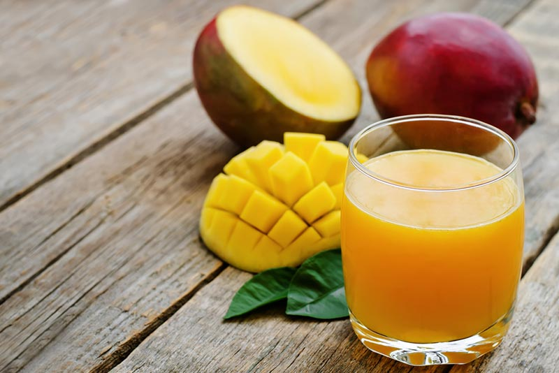 Know if mango how many calories are in a mango and the properties of this tropical fruit