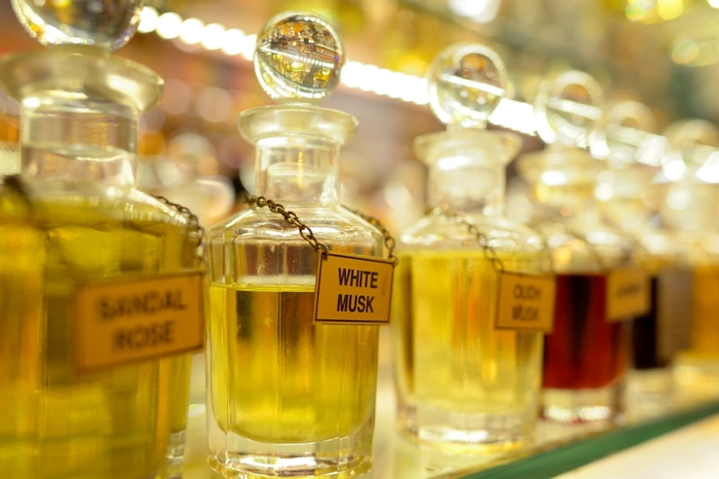 The most famous musk based perfumes in the world of fragrances