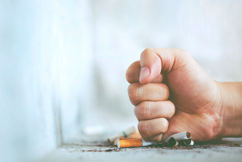 a sep by step guide to remove the smell of cigarette and tobacco smoke from your car