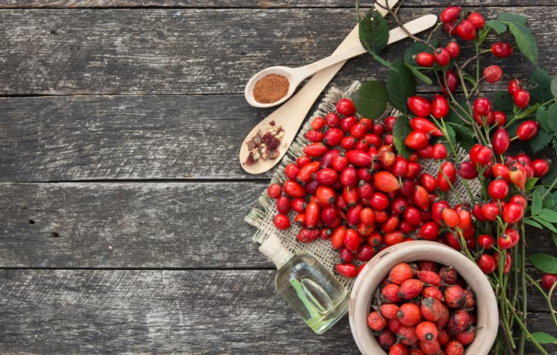 properties and benefits of rosehip oil