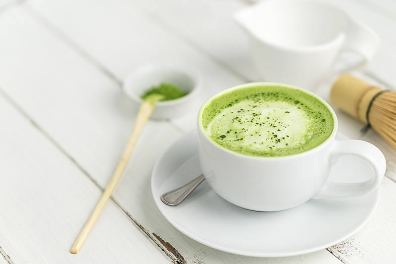 Learn how to make matcha tea and discover its health benefits