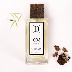 Aromas of the fragrance by D&G The One for men EDT