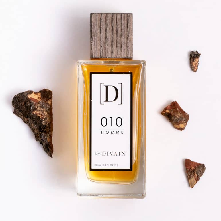 A masculine grapefruit fragrance for the most daring types