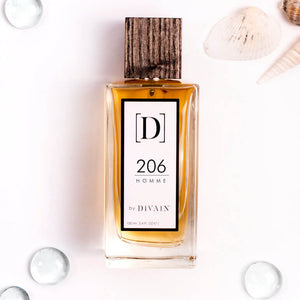 Find the perfume similar to Cool Water by Davidoff in Divain