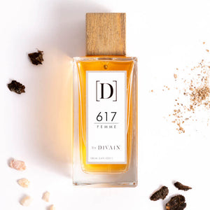 Characteristics of the fragrance for women Dark Amber & Ginger Lily