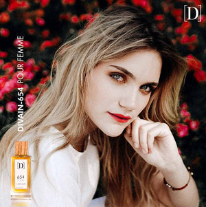 DIVAIN-654 | Similar to Portrait of a Lady from Frederic Malle | Woman
