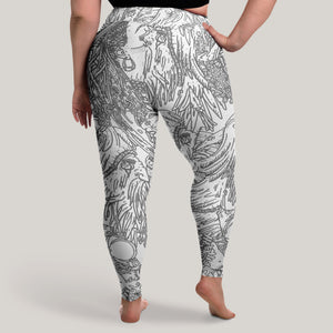 Product image for Valhyr Collection Leggings (Plus Size)
