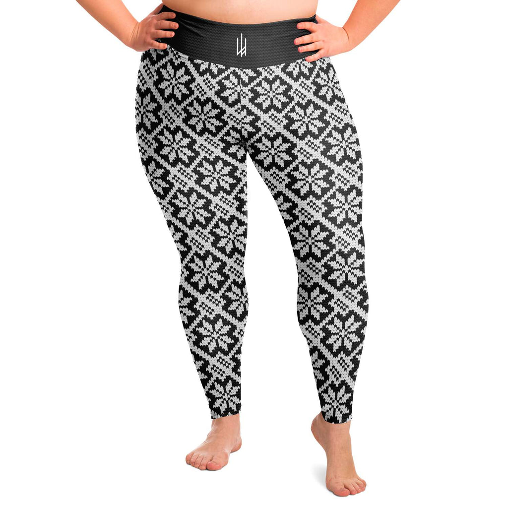 Kihnu Leggings (Plus Size)