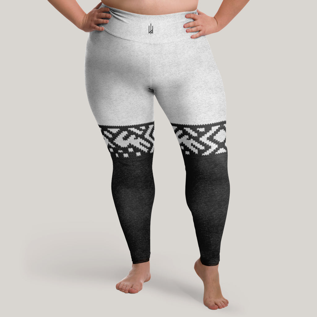 Folk Yggdrasil Leggings (Plus Size)