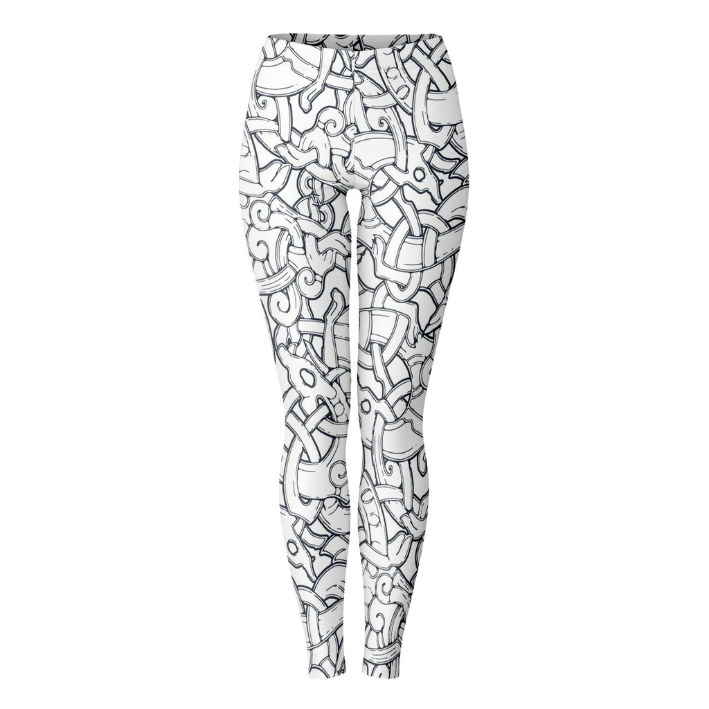 Jelling Wolves Leggings