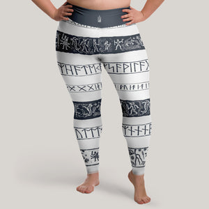 Product image for Runeword Leggings (Plus Size)