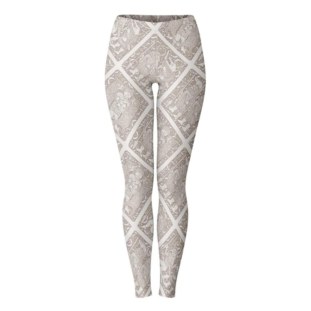 Torslunda Pattern Leggings