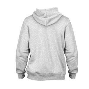 Product image for White Valhyr Hoodie
