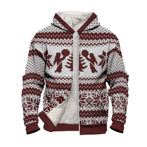 Product image for Yule Faux-Wool Hoodie