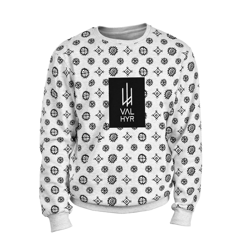Sun Wheel Sweatshirt