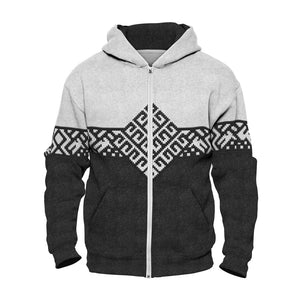 Product image for Folk Yggdrasil Zip Hoodie