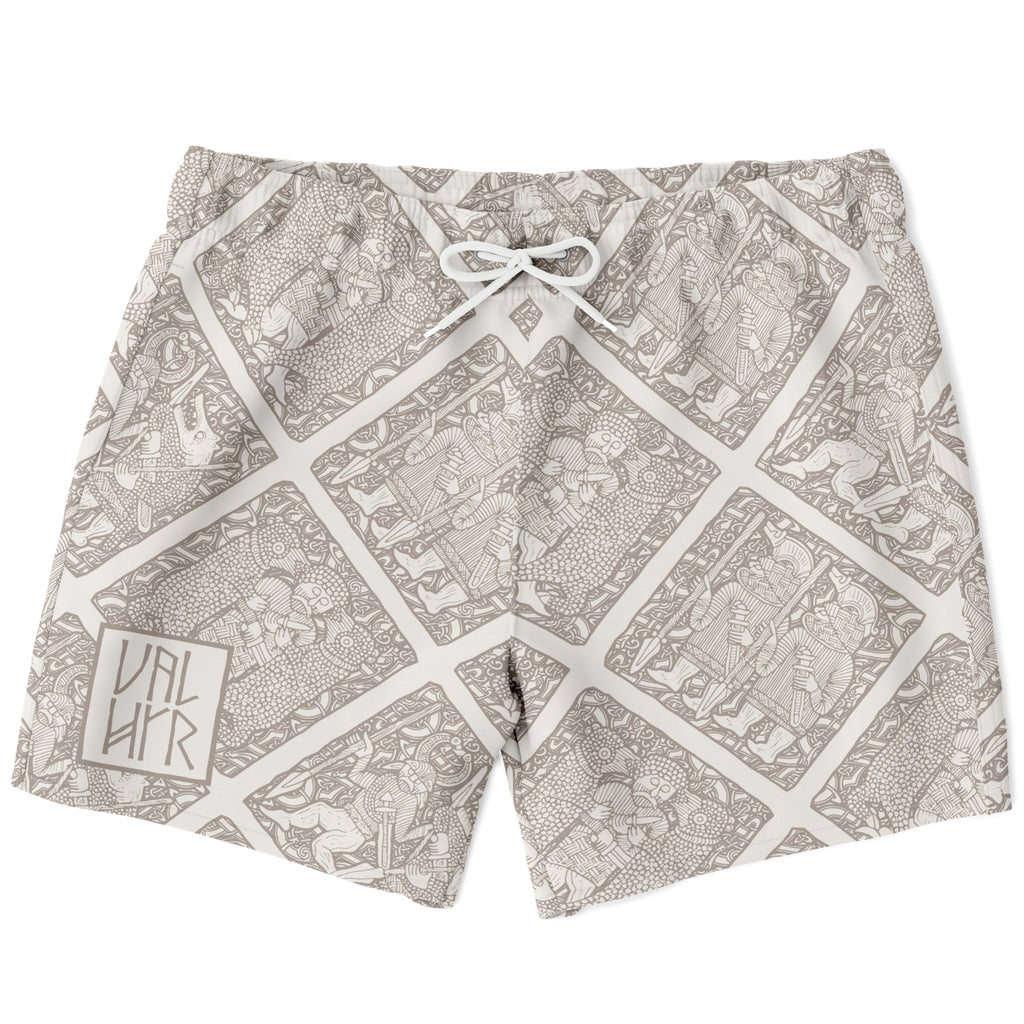 Torslunda Pattern Shorts