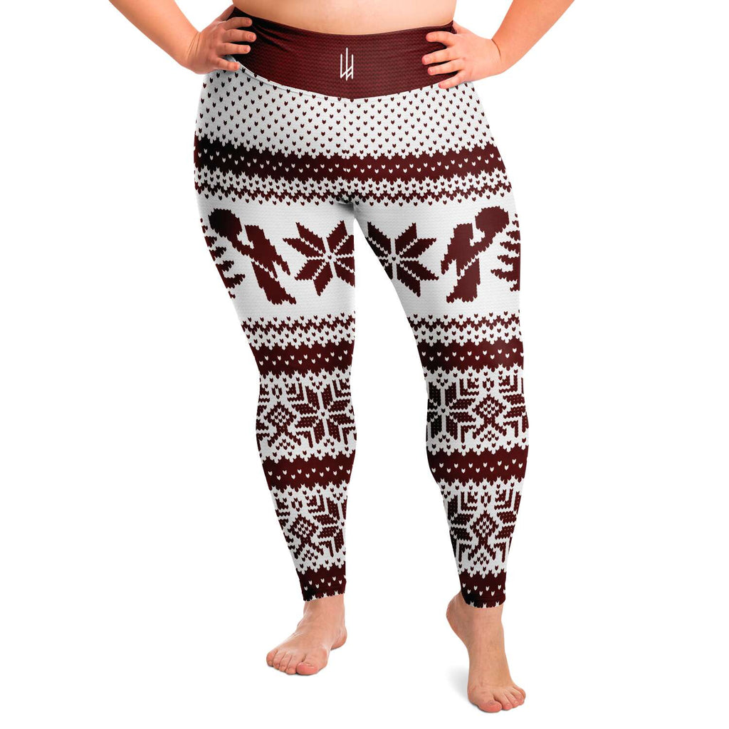 Yule Leggings (Plus Size)