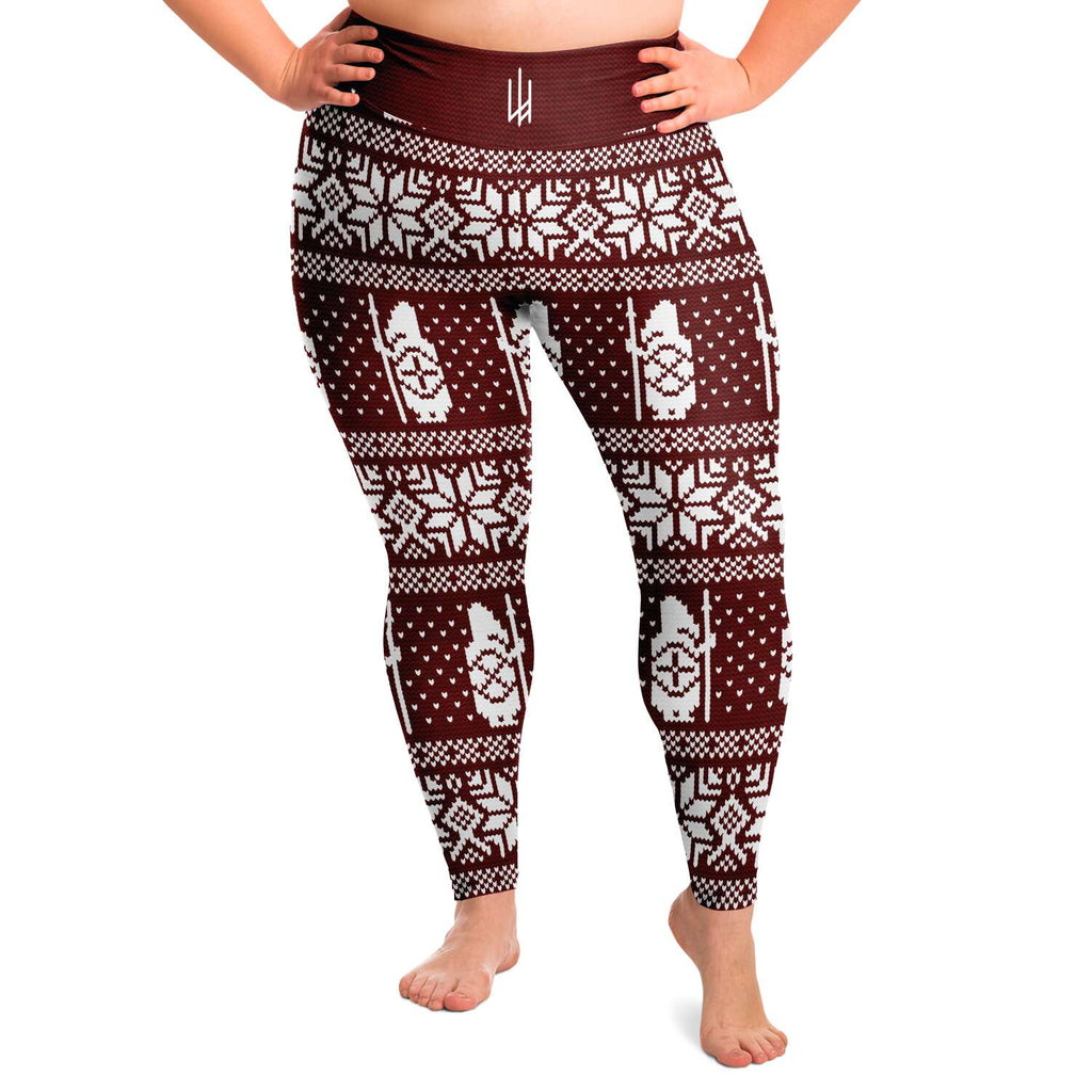 Huskarl Leggings (Plus Size)