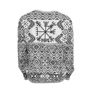 Product image for Folk Vegvisir Sweatshirt