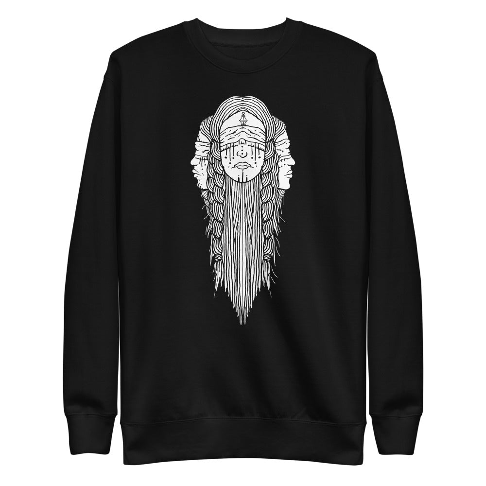 Face of the Norns Sweatshirt
