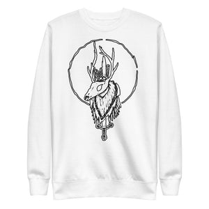Product image for Portrait of Valravn Sweatshirt
