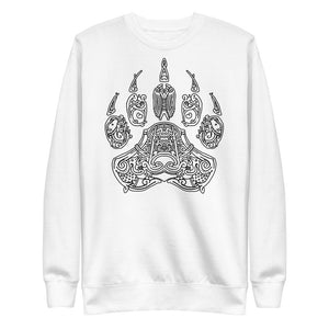 Product image for Paw of Bear Sweatshirt