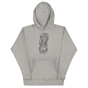 Product image for Skoll and Hati Hoodie