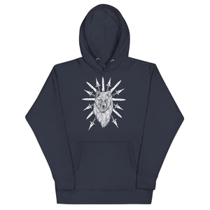 Product image for Wolfs Path Hoodie