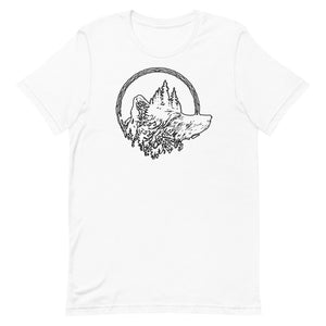 Product image for Fylgja - Wolf Shirt