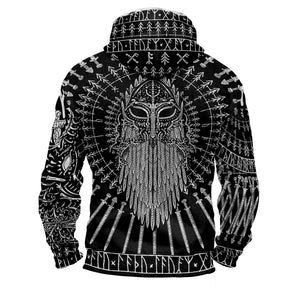 Product image for Tyr's Path Faux-Wool Hoodie