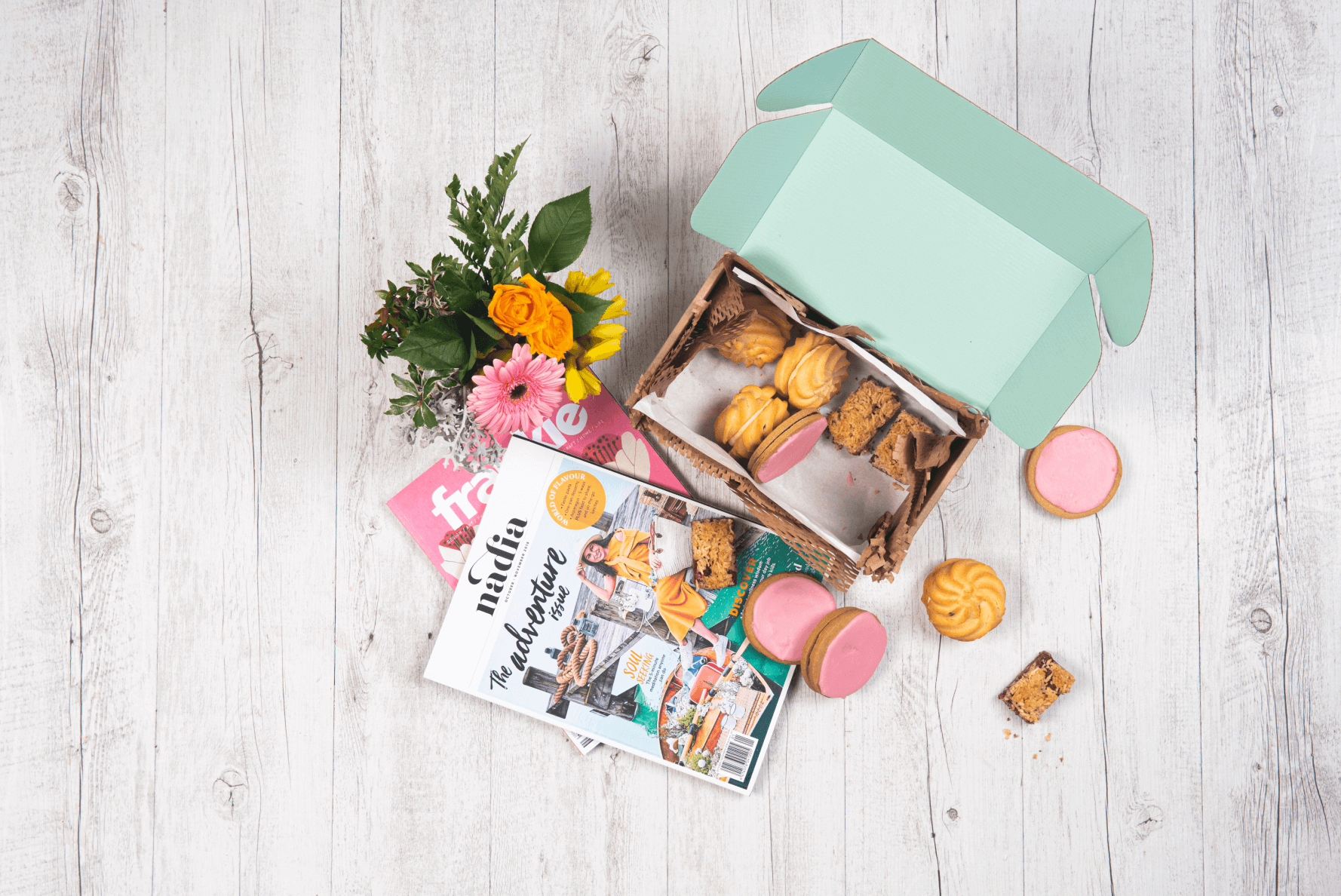 home baked baking subscription boxes
