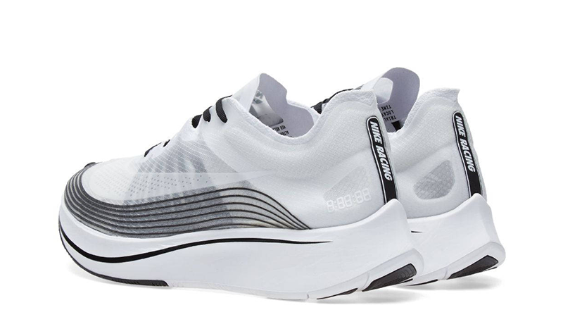 9dfe35ca50a4 Nike Lab Zoom Fly SP AA3172 101 - Men s Running Shoes - White Black –  AzySite