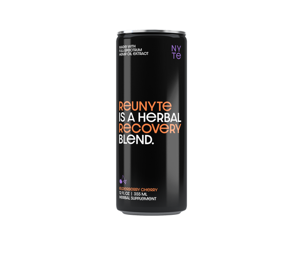 REUNYTE | Natural Recovery Drink