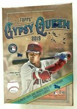 2019 Topps Gypsy Queen Baseball 8ct Blaster Box - Sports Trading Cards UK