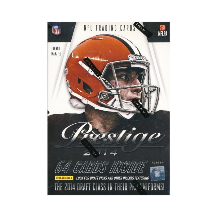 2014 Panini Prestige Football 8ct Blaster Box - Sports Trading Cards UK