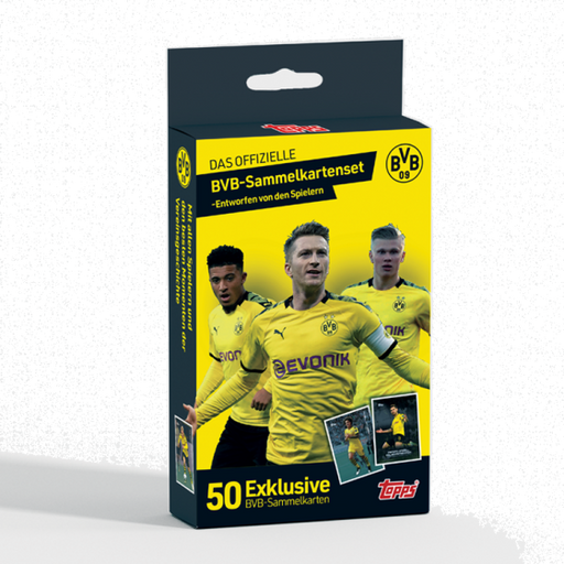 BVB Curated Card Set – Designed by the Players. - Sports Trading Cards UK