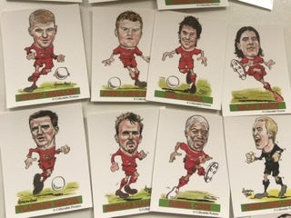 LIVERPOOL FOOTBALL CLUB 2005 EUROPEAN CHAMPIONS TRADING CARD SET - Sports Trading Cards UK