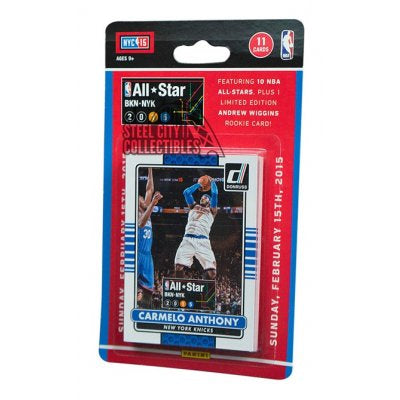 2014-15 Panini Donruss Basketball All Star Exclusive Set - Sports Trading Cards UK