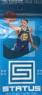 2018/19 Panini Status Basketball Value Pack - Sports Trading Cards UK