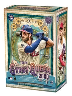 2020 Topps Gypsy Queen Baseball 8ct Blaster Box - Sports Trading Cards UK