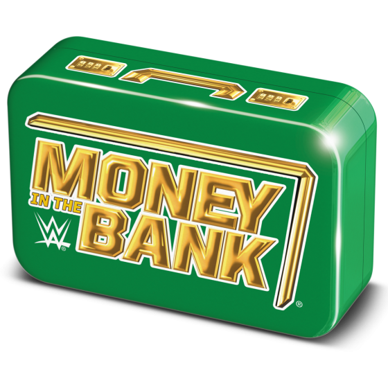 WWE Slam Attax Re-Loaded 2020 - Money in the Bank Mega Tin