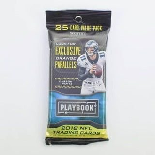 2018 Panini Playbook Football Jumbo Pack - Sports Trading Cards UK