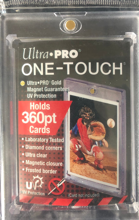Ultra Pro 360pt One Touch Magnetic Card Holder - Sports Trading Cards UK