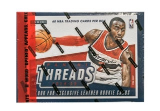 2014-15 Panini Threads Basketball Premium Hobby Box - Sports Trading Cards UK