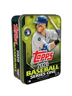 2020 Topps Series 1 Baseball Tin Box - Sports Trading Cards UK