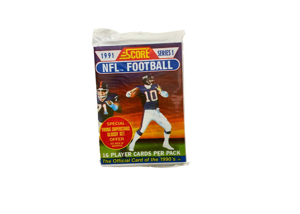 1991 Score Series 1 Football Pack