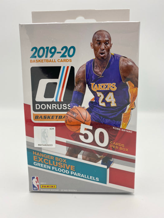 2019-20 Donruss Basketball Hanger Box - Sports Trading Cards UK