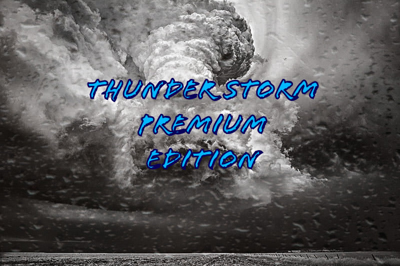 Thunder Storm Football Hobby Pack Box -  Premium Edition - Sports Trading Cards UK